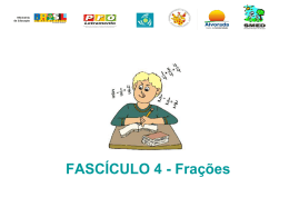 FASCÍCULO 4 - Frações - alvoradaproletramento