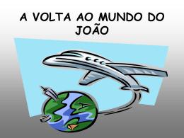 A VOLTA AO MUNDO DO TÓ