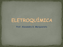 História da Eletroquímica