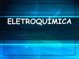 eletroquímica