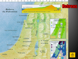 3º ano - Hebreus