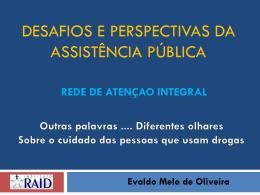 Desafios e Perspectivas da Evaldo Mello