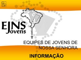 Informação ENS - EJNS