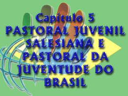 Capítulo 5 - Inspetoria Salesiana | São Pio X