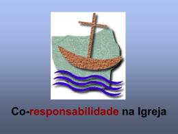 Corresponsabilidade na Igreja