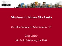 gestao_cidades - Conselho Regional de Administração de São