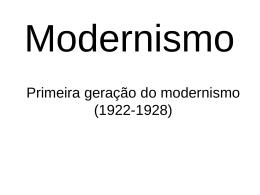 Modernismo_primeira