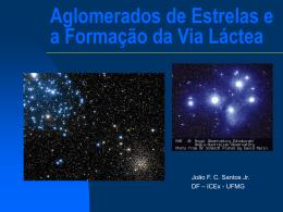 Aglomerados de Estrelas e a Forma