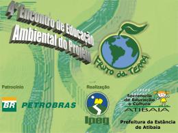 4º Encontro de Educação Ambiental do Projeto