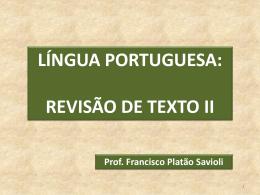 SINAIS DE PONTUAÇÃO - Universidade de São Paulo