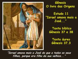 Gênesis O livro das Origens Estudo 11