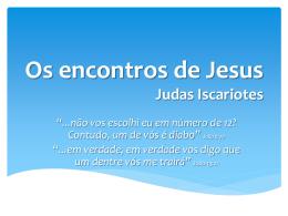 Fernando Marques - O Encontro de Jesus com Judas Iscariotes