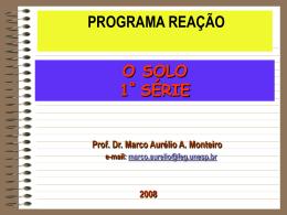 SOLO PARLENDA PRIMEIRA SERIE