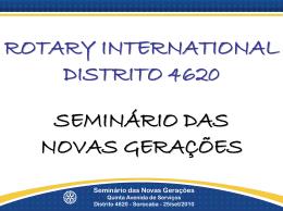 Distrito 4620