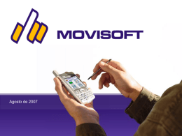 Apresentação Movisoft