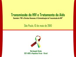 Departamento DST-AIDS e Hepatites Virais - Brasil