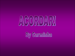 Acordar - Site do Empreendedor