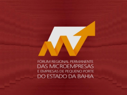 Pauta 13ª - Ministério do Desenvolvimento, Indústria e Comércio