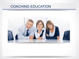 o que é coaching?