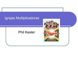 Igrejas Multiplicadoras X