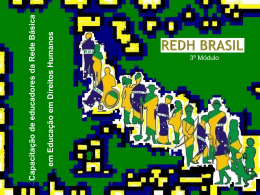 Diversidade de Gênero - CCHLA - Universidade Federal da Paraíba