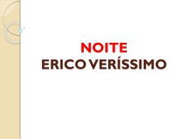 Noite - Erico Verissimo
