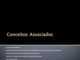Slide 1 - Universidade de Brasília