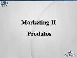 O que é um produto????