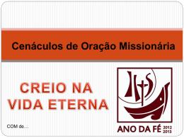 COMOutubro2013 - Missionários Combonianos
