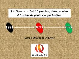 PGQP 20 anos trabalhando para ampliar a sustentabilidade do Rio