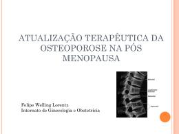 atualização terapêutica da osteoporose na pós - GO