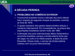 Economia Brasileira 06 - arquivo