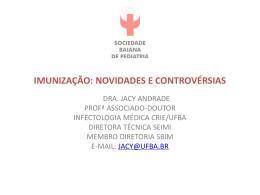 Vacinação viajantes