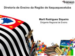 Apresentação do PEE na DE Itaquaquecetuba