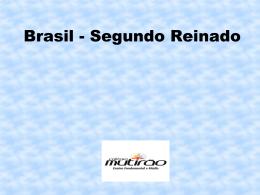 Brasil - Segundo Reinado 2015