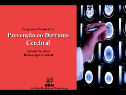 Derrame Cerebral Isquêmico