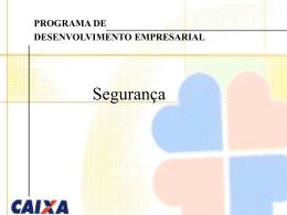 Programa de Desenvolvimento Empresarial