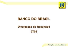 3 - Banco do Brasil