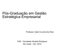 série uniforme de pagamentos - Faculdade Almeida Rodrigues