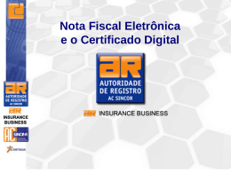 veja mais - insurance business