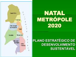 Slide 1 - Prefeitura Municipal do Natal