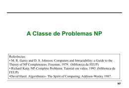 Problemas NP
