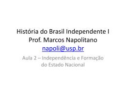 Baixar arquivo - História do Brasil Independente