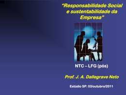 Apresentação do PowerPoint - Dallegrave Neto