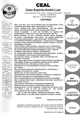 Jornal CEAL edição março 2011