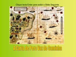 Carta de Descobrimento do Brasil