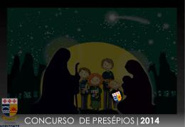 CONCURSO DE PRESÉPIOS