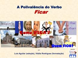 Ficar - Teia da Língua Portuguesa