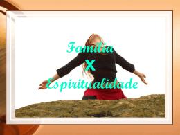 Familia e espiritualidade