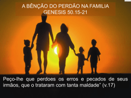 A Família na Graça de Deus